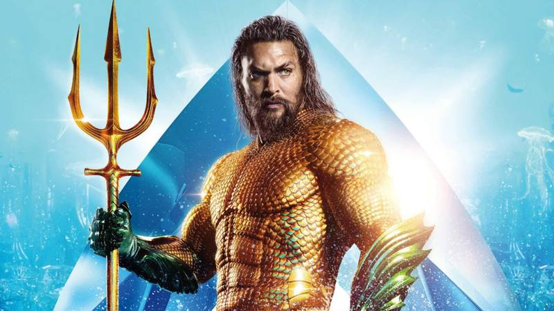 Aquaman Sequel Confirmed For Release In December 2022