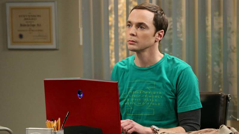 ​Sheldon From 'The Big Bang Theory' Voted Funniest TV Character