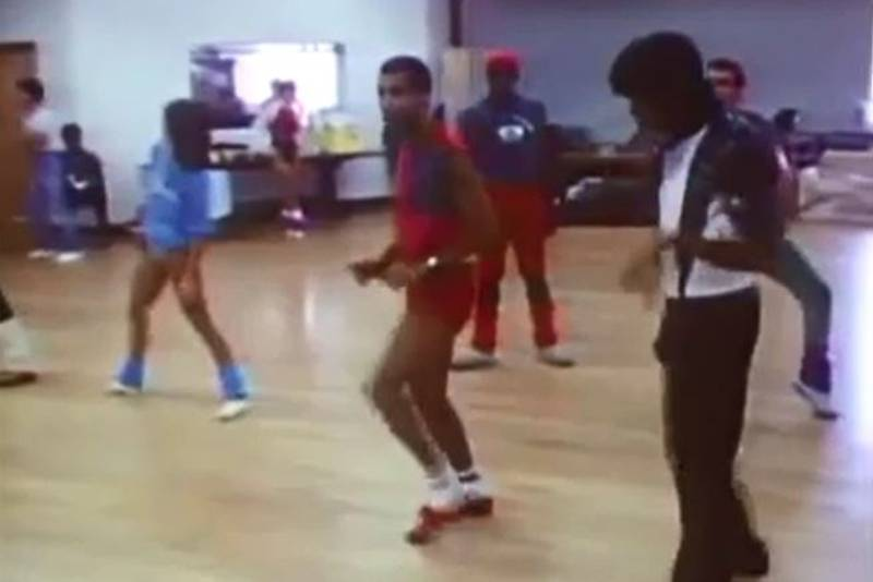 Rare Footage Shows Michael Jackson Rehearsing For 'Thriller' Video