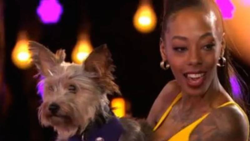 Naked Attraction Contestant Brings Dog To 'Sniff Out' Potential Date