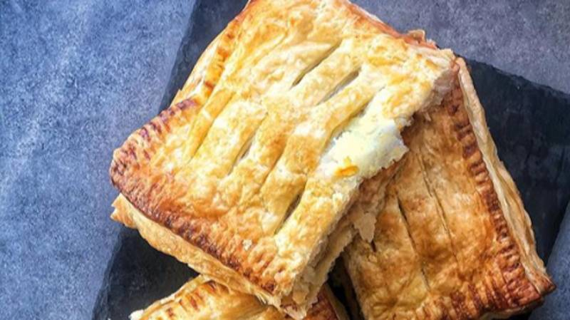 Man Recreates Greggs Sausage, Bean And Cheese Melt And They Look Spot On