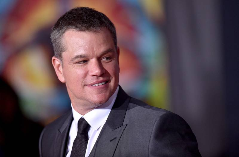 Matt Damon Makes A Cameo In 'Deadpool 2' And Is Totally Unrecognisable