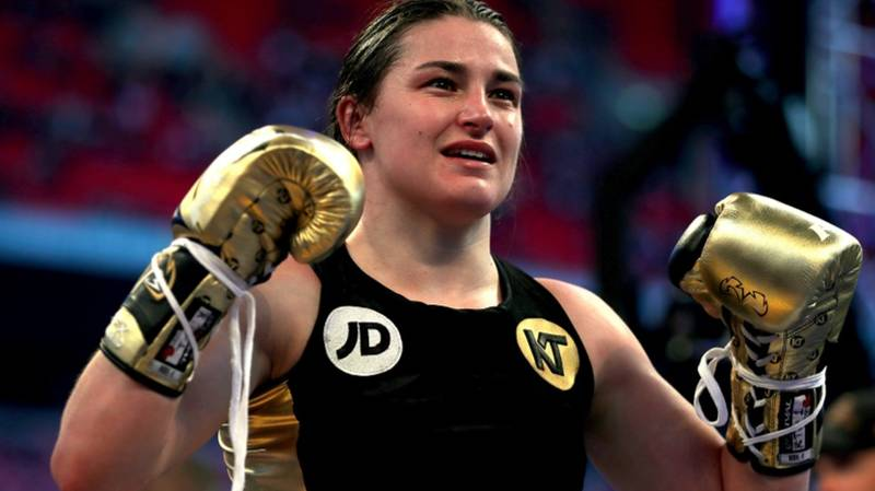Katie Taylor Has Been Nominated For The BBC World Sport Star Award