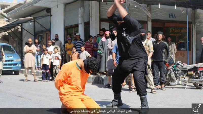 ISIS' Chief Executioner 'Stabbed And Killed' In Ambush In Iraq