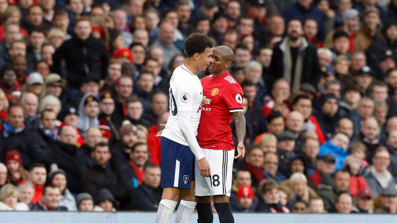 Ashley Young Shut Dele Alli Down With One Sentence
