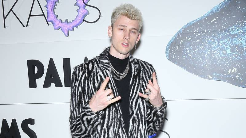 Machine Gun Kelly Appears To Fire Shots At Eminem Feud With New Track