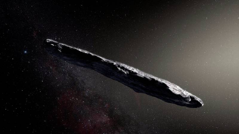 Stephen Hawking To Find Out If Oumuamua Is Being Manned By Aliens