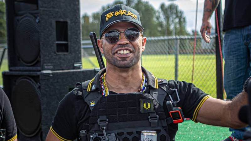 Proud Boys Leader Discovered To Be A 'Prolific' Snitch To Federal Authorities