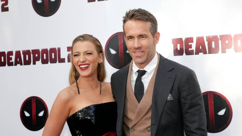 ​Ryan Reynolds Prefers To Be Called 'Mr Lively' As Being With Wife Blake Is 'Best Gig'