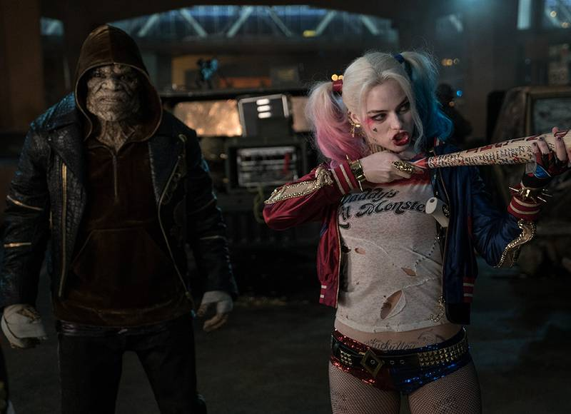 Warner Bros. Are Reportedly Contemplating A Harley Quinn Movie