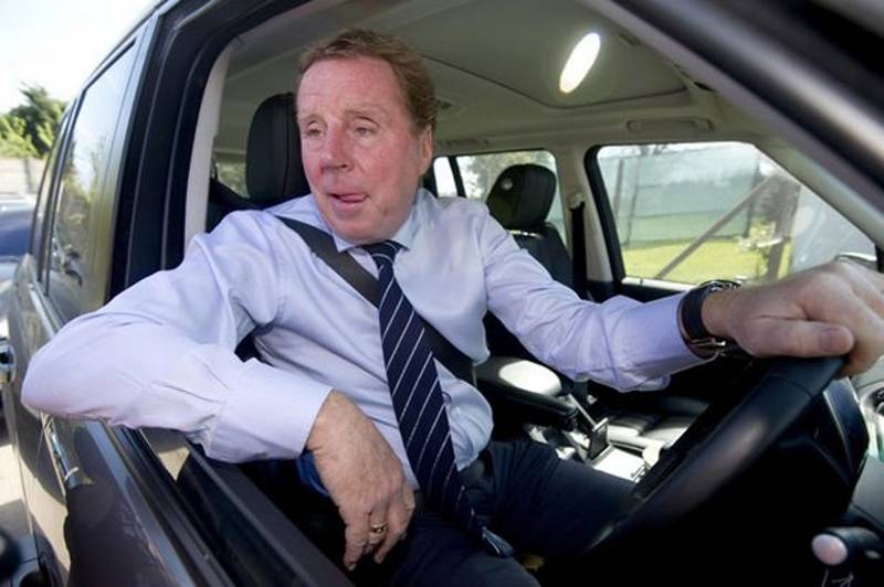 Harry Redknapp's Wife Is In Hospital After He Accidentally Ran Her Over