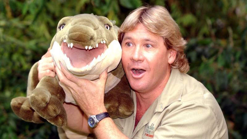 Steve Irwin Is Going To Be Honoured With A Hollywood Star