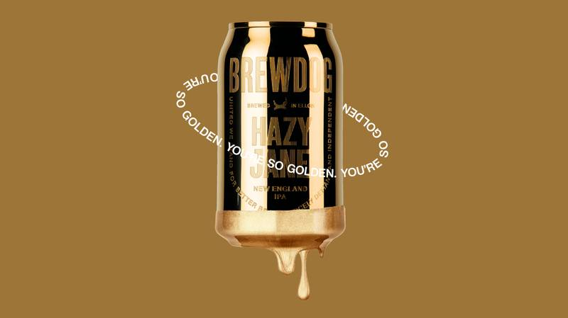 BrewDog Announces Return Of Its Gold Cans With Prize Worth £25,000