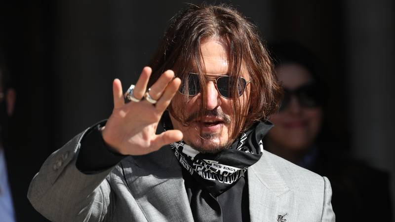 Johnny Depp Loses Libel Case Against The Sun Over 'Wife Beater' Claims