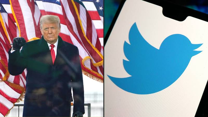 Twitter Has Locked Donald Trump's Account For 12 Hours