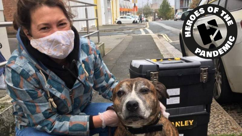 Vets Provide Care On The Streets For Hundreds Of Homeless People's Pets
