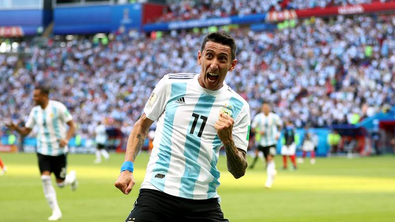 Angel Di Maria Just Scored The World Cup's Best Goal Yet