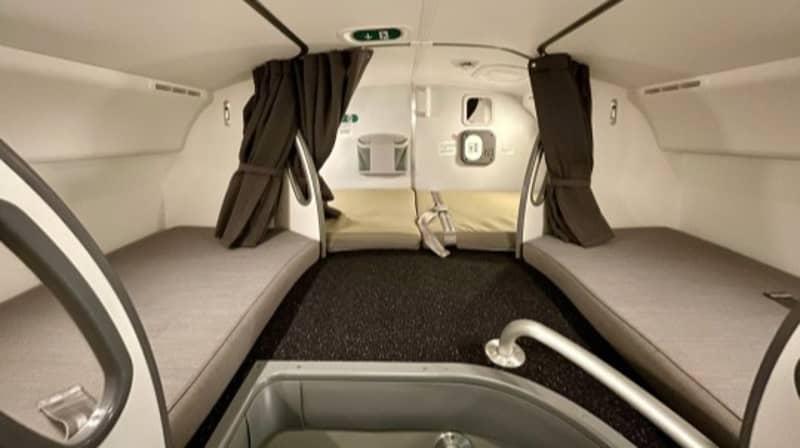 Travel Expert Shares Secret Cabin Where Crew Sleep On Aeroplanes