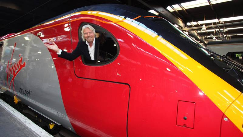 Virgin Train Passengers Slam Sir Richard Branson Over Punctuality Tweet
