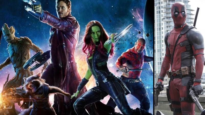 Ryan Reynolds Wants A 'Deadpool'/'Guardians Of The Galaxy' Crossover