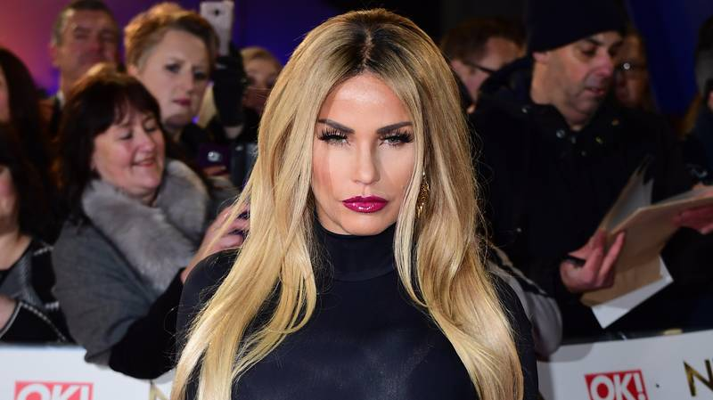Katie Price Shares Video Of Son Harvey Dropping The C-Bomb Again