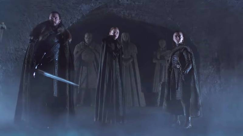 Game Of Thrones Season 8 Premiere Date Confirmed For April 14 In First Official Teaser