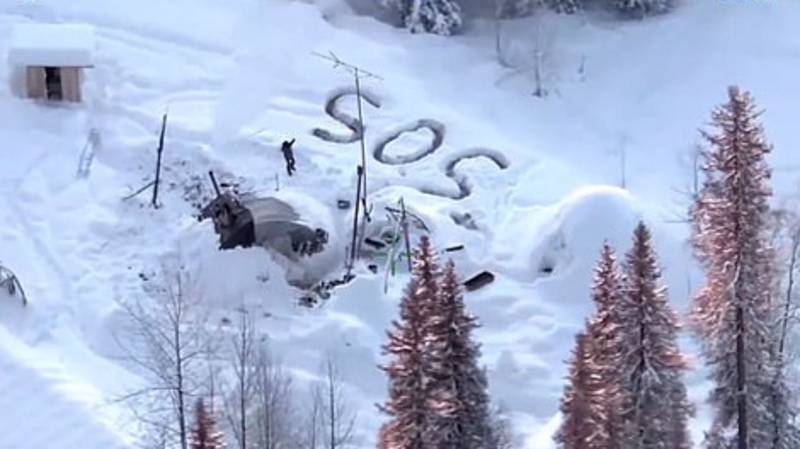 Man Rescued After Surviving Three Weeks In Alaskan Wilderness