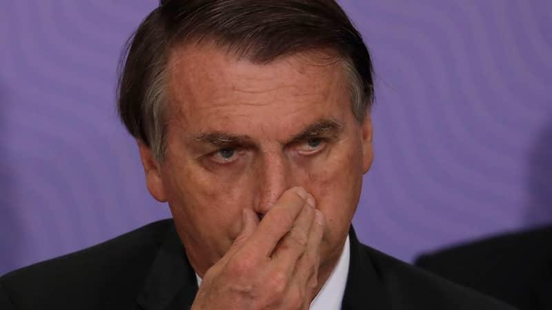 Brazil's Jair Bolsonaro Makes Bizarre 'Crocodile' Comments About Pfizer Coronavirus Vaccine