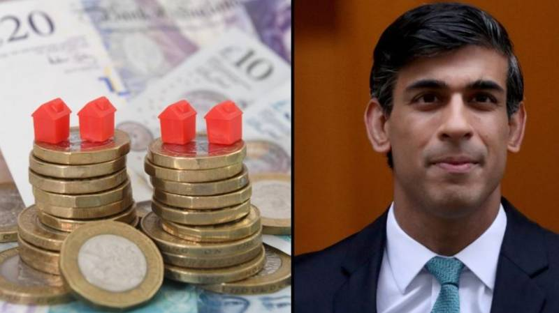 Rishi Sunak Confirms Return Of Five Percent Mortgages