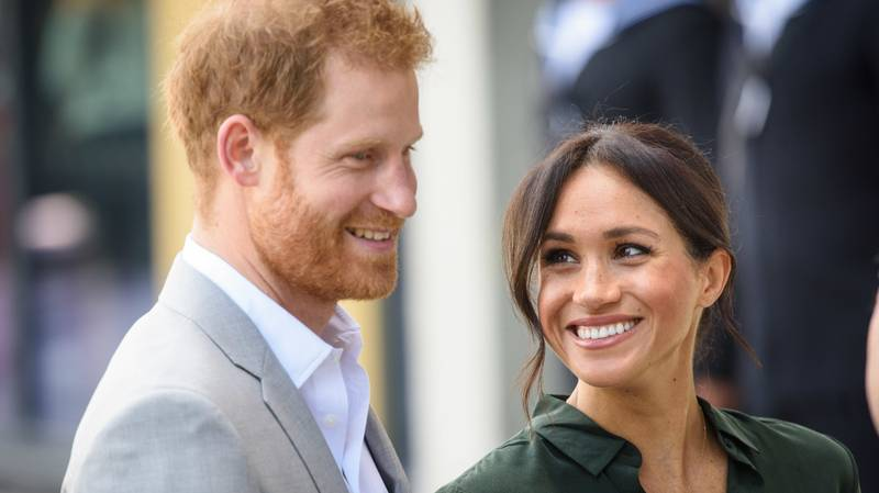 Harry And Meghan Announce The Birth Of Their First Child