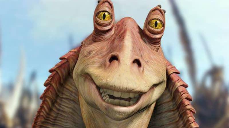 Actor Who Played Jar Jar Binks Reveals The Truth Behind 'Darth Jar Jar' Star Wars Fan Theory