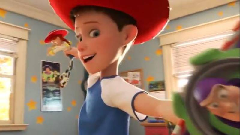Fans Think That The Kid In Toy Story 4 Might Not Be Andy