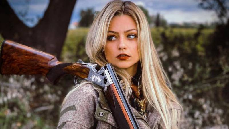Female Hunter Receives Death Threats For Posing With Her Kills