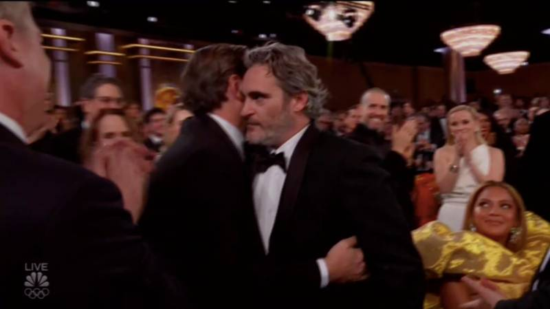 Joaquin Phoenix Wins Best Actor At Golden Globes 2020 For Joker