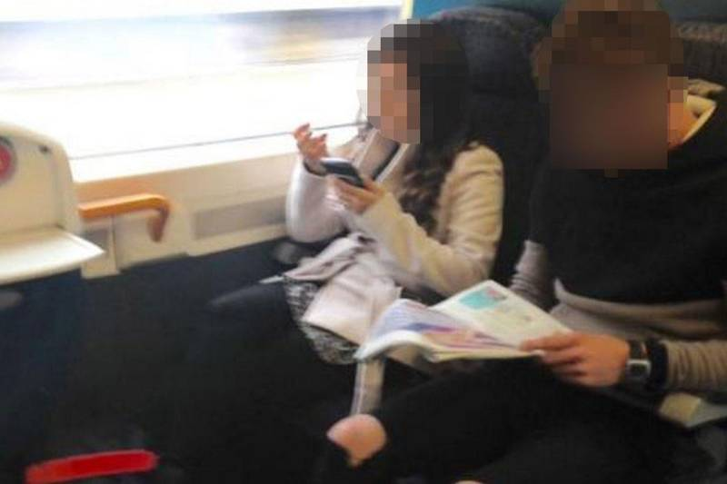Disabled Woman Told To 'F*ck Off' After Asking Couple For Seat On Train