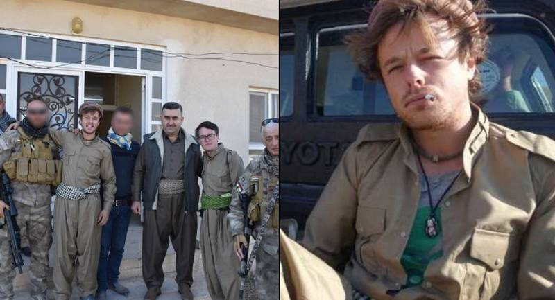 Irish Lads End Up Watching Fight Against ISIS On The Front Line After Drunken Night