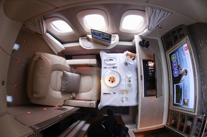 Guy Thinks He's Found An Epic Way To Fly First Class For Dirt Cheap