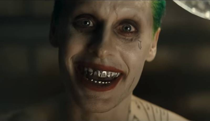 Jared Leto Gives Fans A Look At The Bearded Joker