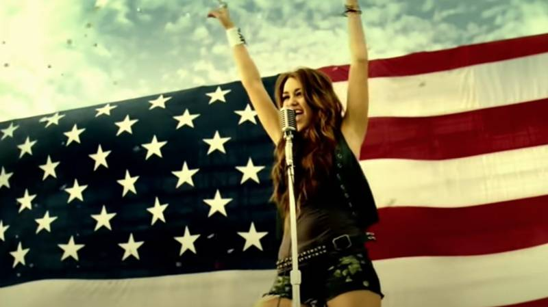 Miley Cyrus' 'Party In The USA' And *NSYNC's 'Bye, Bye, Bye' Return To The Charts After Joe Biden's Win