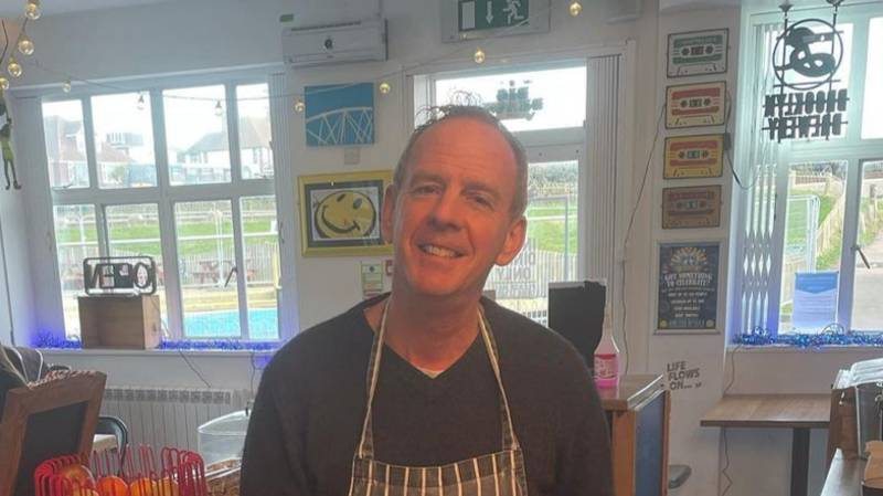 Fatboy Slim Has Been Serving Customers In His Café During Coronavirus Pandemic