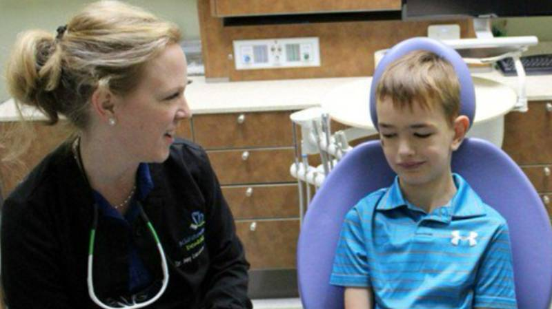Boy Thought To Be Nonverbal Can Now Speak After Trip To The Dentist