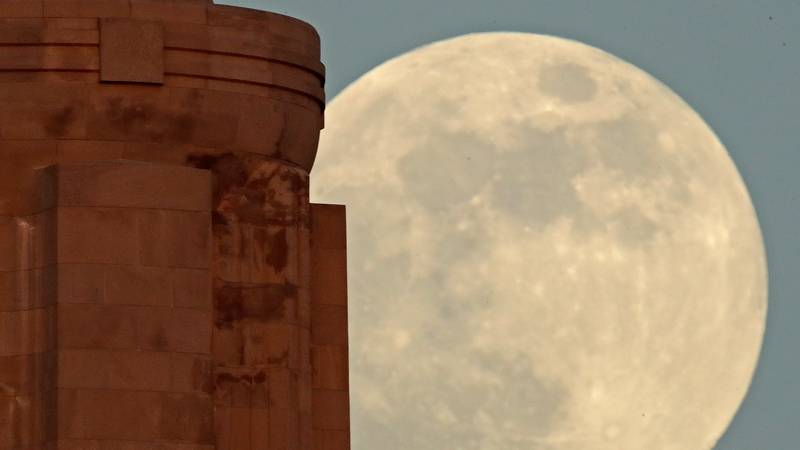 ​Strawberry Moon Phenomenon Will Be Visible In The Skies Tonight