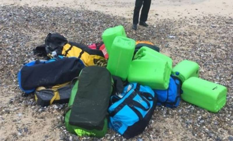 £50 Million Worth Of Cocaine Has Just Washed Up In Norfolk