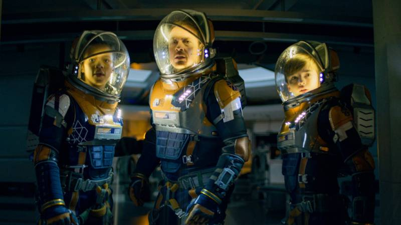 Netflix Has Renewed Lost In Space For A Third And Final Season