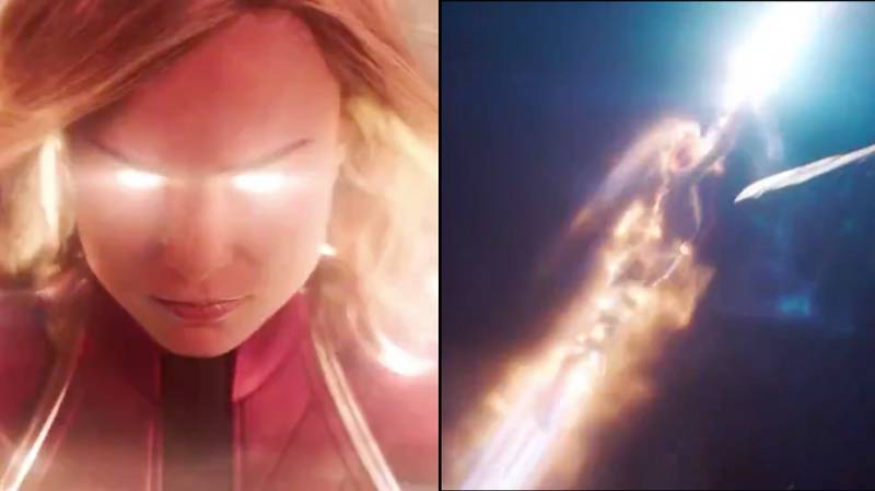 New Trailer For Captain Marvel Shows The Film Will Be Nothing Short Of Epic