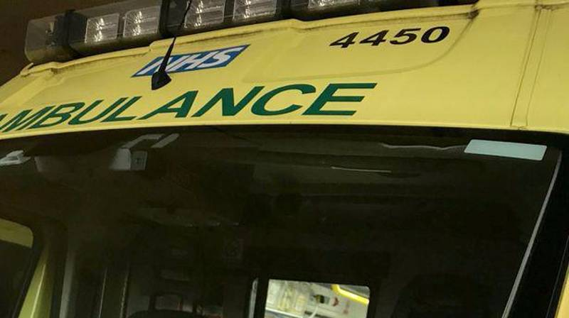 'Selfish' Homeowner Posts Angry Note On Ambulance Windscreen