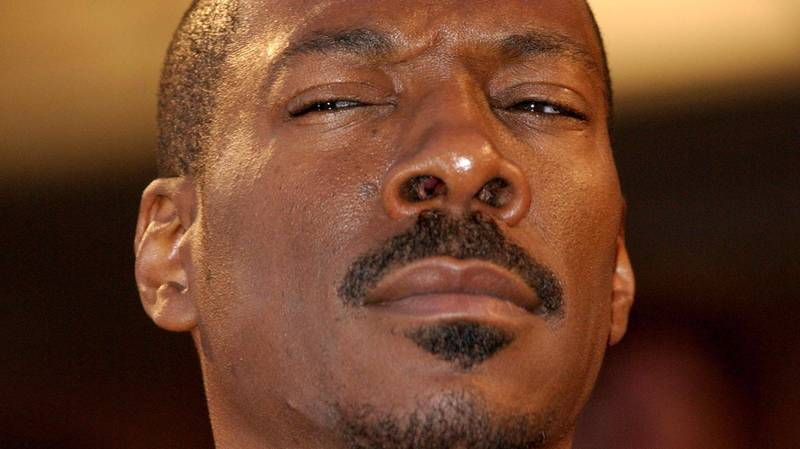 The Reason Why You Don't See Much Of Eddie Murphy Anymore