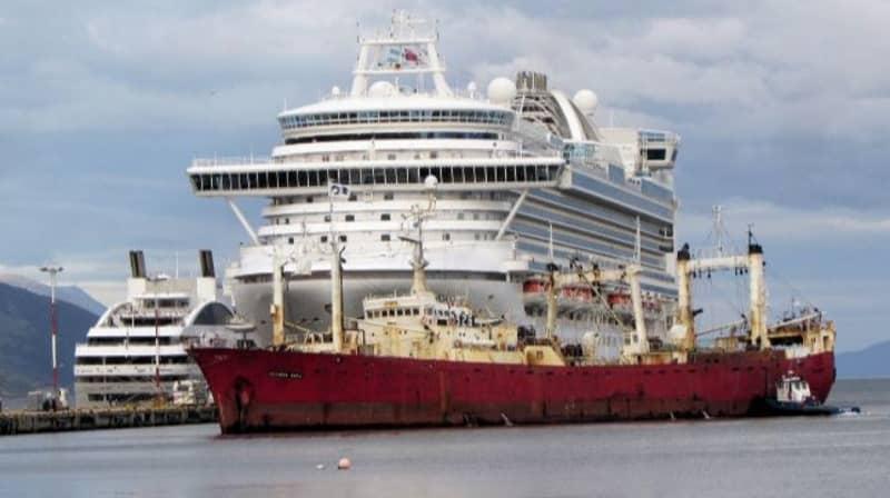 Fishermen Test Positive For Coronavirus Despite Negative Test Before Spending 35 Days At Sea