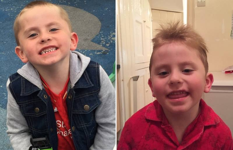Mum Raising Cash For Son's Bucket List Before He Can't Move Anymore