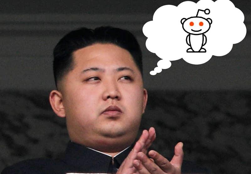 Reddit Successfully Brings Down North Korea's Entire Propaganda-Filled Internet